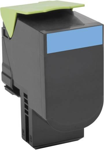 Lexmark Toner 70C2XC0 70C2XC0 Original Cyan 4000 Seiten