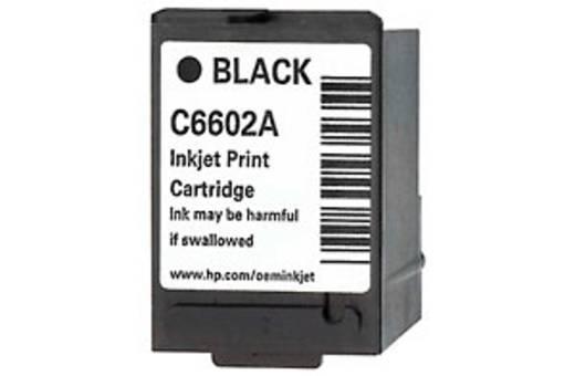 HP Tinte C6602A Original Schwarz C6602A