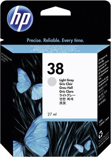 HP Tinte 38 Original Hell Grau C9414A