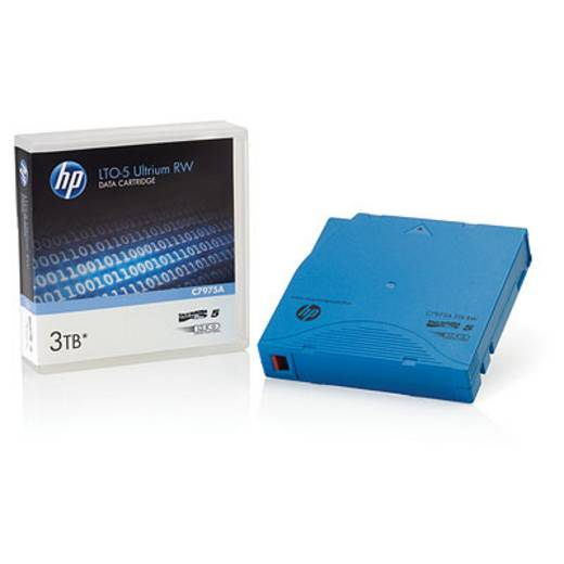 LTO-5 Ultrium 3TB RW Data Cartridge