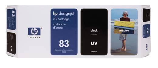 HP Tintenpatrone 83 Schwarz C4940A
