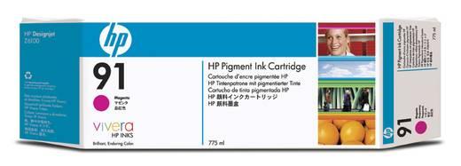 HP Tinte 91 Original Magenta C9468A