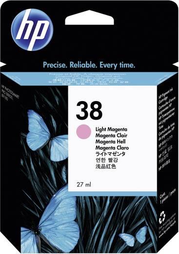 HP Tinte 38 Original Hell Magenta C9419A