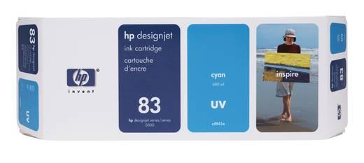 HP Tintenpatrone 83 Cyan C4941A