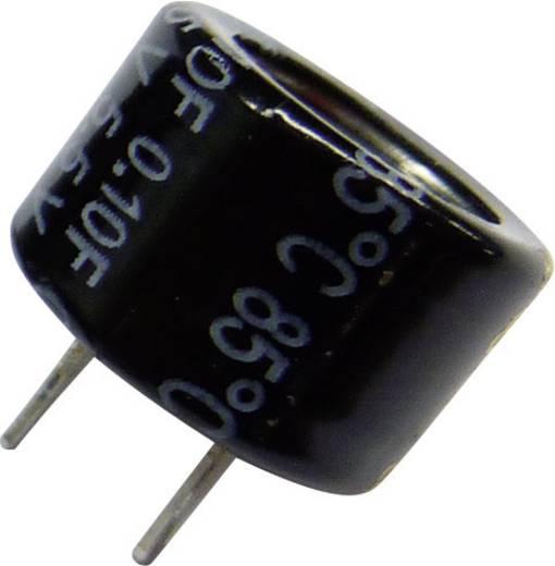 Gold-Cap Kondensator 0.47 F 5.5 V 30 % (Ø x H) 21.5 mm x 9.5 mm Panasonic EECF5R5H474 1 St.