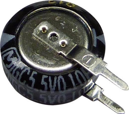 Gold-Cap Kondensator 0.22 F 5.5 V 30 % (Ø x H) 10.5 mm x 5 mm Panasonic EECS0HD224V 1 St.