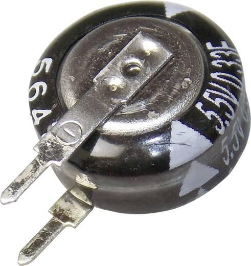 Gold-Cap Kondensator 0.33 F 5.5 V 30 % (Ø x H) 10.5 mm x 5.5 mm Panasonic EECS0HD334V 1 St.