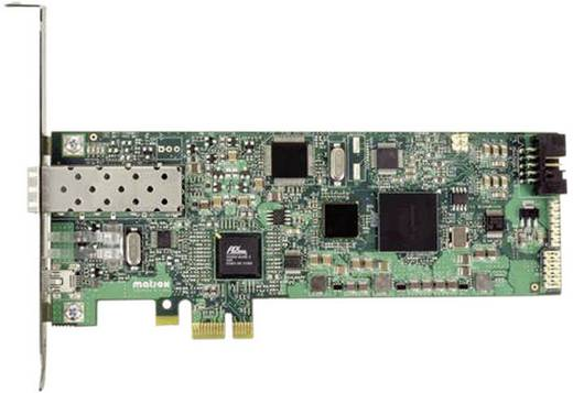 Workstation-Grafikkarte Matrox Extio FESLPAF DDR2-RAM PCIe x1 LC