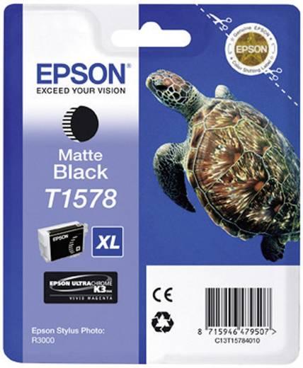Epson Tinte T1578 Original Matt Schwarz C13T15784010