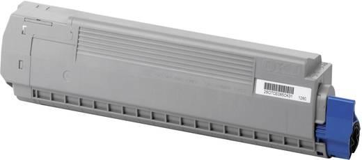OKI Toner C810 C830 44059108 Original Schwarz 8000 Seiten