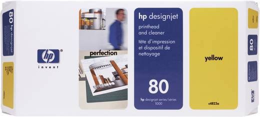 HP Druckkopf 80 Original Gelb C4823A