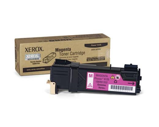 Xerox Toner 106R01332 106R01332 Original Magenta 1000 Seiten