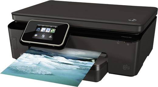 hp photosmart 6520 e all in one tintenstrahl multifunktionsdrucker drucker scanner kopierer. Black Bedroom Furniture Sets. Home Design Ideas