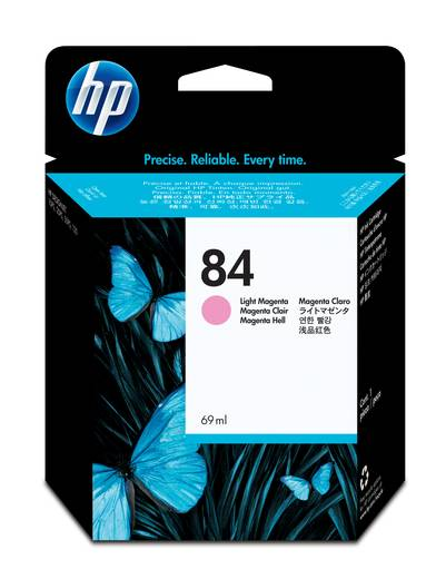 HP Tinte 84 Original Hell Magenta C5018A