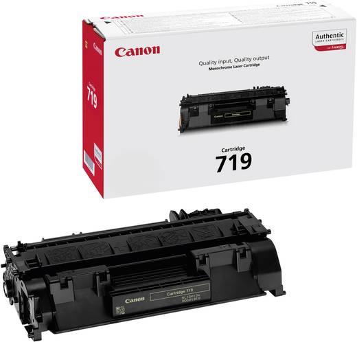 Canon Toner 719 3479B002 Original Schwarz 2100 Seiten