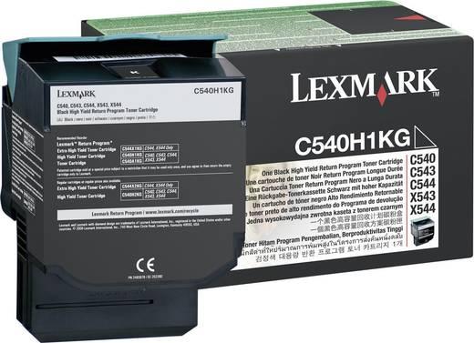 Lexmark Toner C540H1KG C540H1KG Original Schwarz 2500 Seiten
