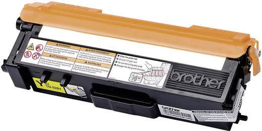 Brother Toner TN-328Y TN328Y Original Gelb 6000 Seiten