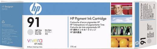 HP Tinte 91 Original Hell Grau C9466A