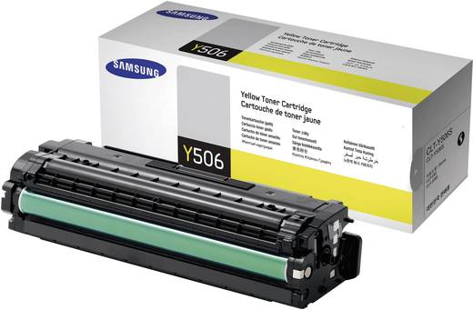 Samsung Toner CLT-Y506S CLT-Y506S/ELS Original Gelb 1500 Seiten