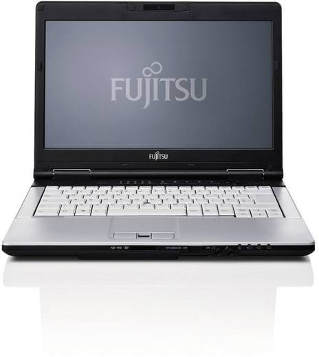 fujitsu s751 35 6 cm 14 zoll 2048 mb 320 gb windows 7. Black Bedroom Furniture Sets. Home Design Ideas