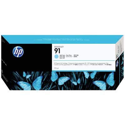 HP Tinte 91 Original Hell Cyan C9470A Preisvergleich