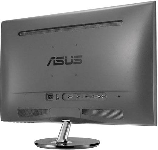 LED-Monitor 68.6 cm (27 Zoll) Asus VS278Q EEK A+ 1920 x 1080 Pixel Full HD 1 ms DisplayPort, HDMI™, VGA