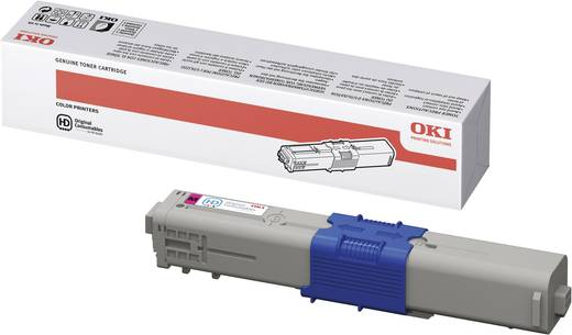 OKI Toner 44469723 44469723 Original Magenta 5000 Seiten