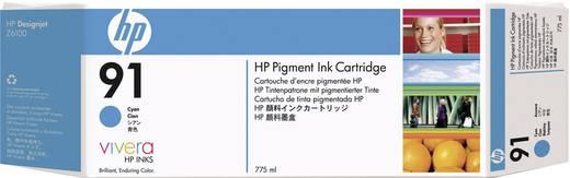 HP Tinte 91 Original Cyan C9467A