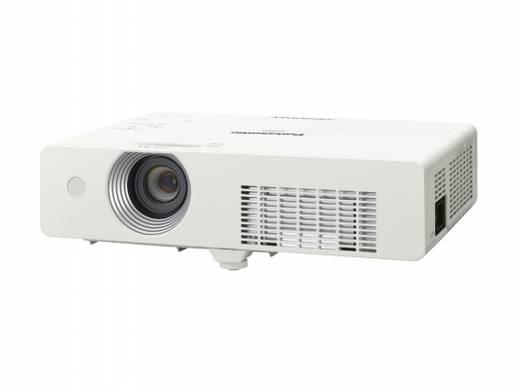 LCD Beamer Panasonic PT-LW25HE Helligkeit: 2500 lm 1280 x 800 WXGA 3000 : 1 Weiß
