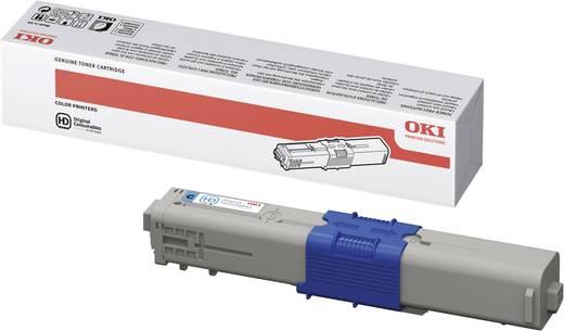 OKI Toner C510 C530 MC561 44469724 Original Cyan 5000 Seiten