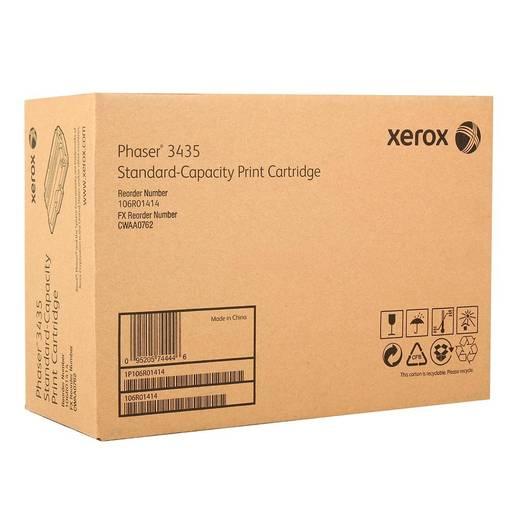 Xerox Toner 106R01414 106R01414 Original Schwarz 4000 Seiten
