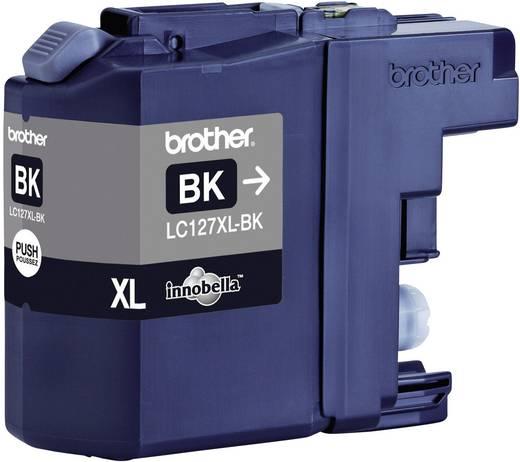Brother Tinte LC-127XLBK Original Schwarz LC127XLBK