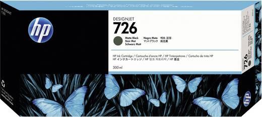 HP Tinte 726 Original Matt Schwarz CH575A