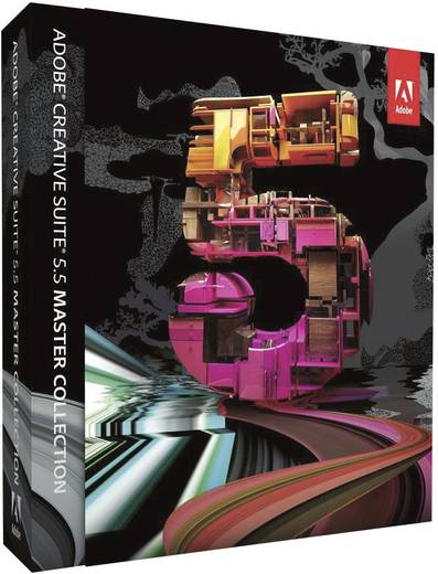 Adobe CS5.5 Master Collection Mac