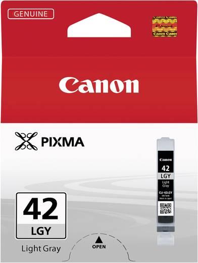 Canon Tinte CLI-42LGY Original Hell Grau 6391B001