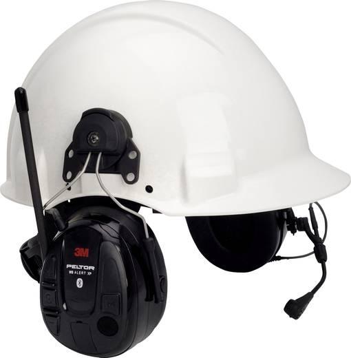 Kapselgehörschutz-Headset 29 dB Peltor WS Alert XP Bluetooth hjälmfäste MRX21PWS 1 St.