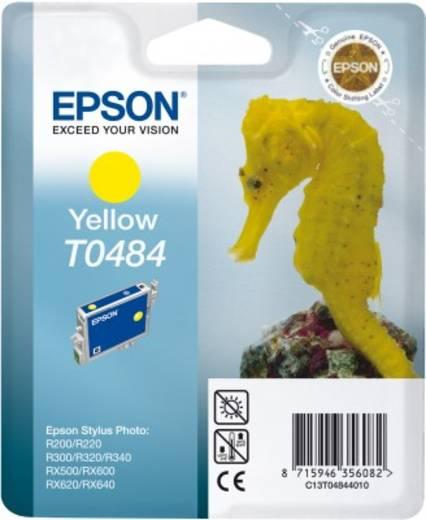 Tintenpatrone Yellow T0484