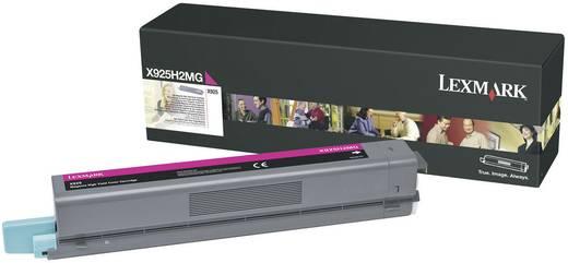 Lexmark Toner X925H2MG X925H2MG Original Magenta 7500 Seiten