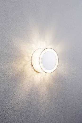 LED-Wandleuchte 2.5 W Warm-Weiß Paulmann DecoBeam 70291 Chrom (matt), Transparent