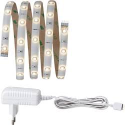 m ller licht 400225 led streifen komplettset mit bewegungsmelder mit stecker 230 v 150 cm warm. Black Bedroom Furniture Sets. Home Design Ideas