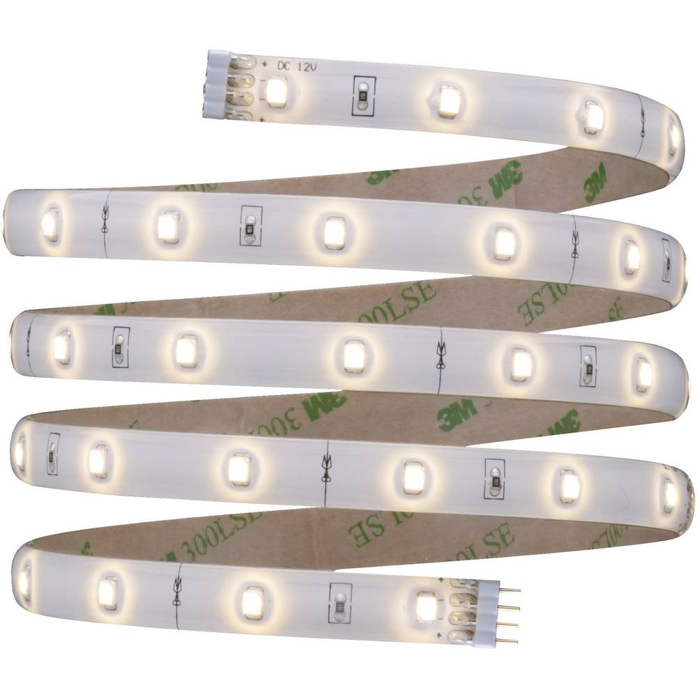 led strip set plug 12 v 150 cm warm white paulmann. Black Bedroom Furniture Sets. Home Design Ideas