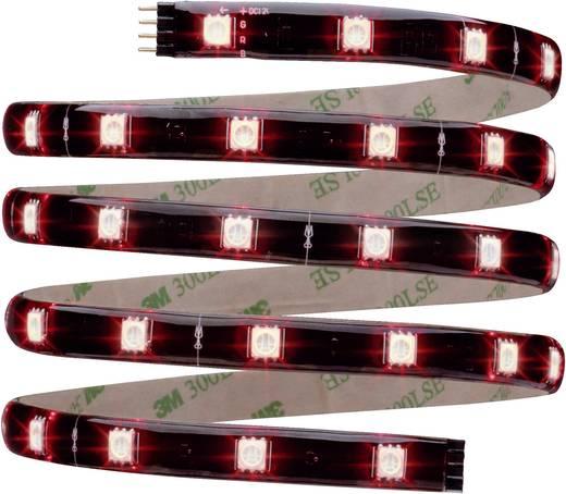 LED-Streifen-Komplettset mit Stecker 12 V 150 cm RGB Paulmann YourLED 70319