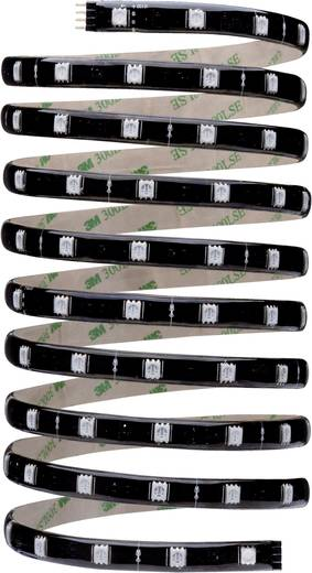 LED-Streifen-Komplettset mit Stecker 12 V 300 cm RGB Paulmann YourLED 70322