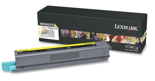 Lexmark Toner X925H2YG X925H2YG Original Gelb 7500 Seiten