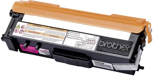 Brother Toner TN-328M TN328M Original Magenta 6000 Seiten