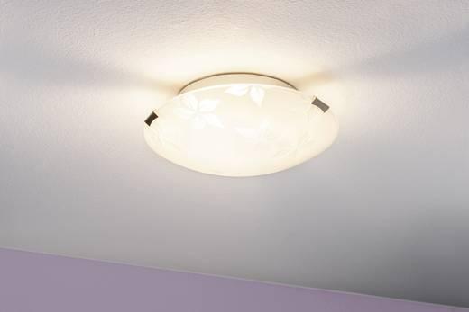 Deckenleuchte Energiesparlampe E27 60 W Paulmann Amelie 70373 Weiß