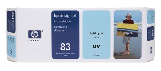 HP Tintenpatrone 83 Hell Cyan C4944A