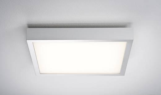 LED-Deckenleuchte Warm-Weiß Paulmann 70385 Chrom (matt), Weiß