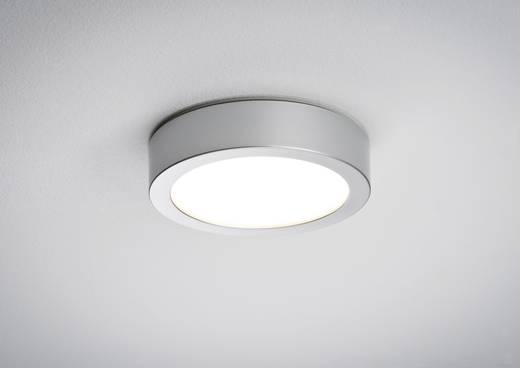 LED-Deckenleuchte Warm-Weiß Paulmann 70388 Chrom (matt), Weiß
