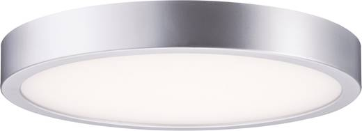 LED-Deckenleuchte Warm-Weiß Paulmann 70390 Chrom (matt), Weiß